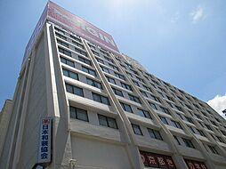 ユニゾーン新大阪[8階]の外観