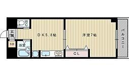 第12関根マンション[-4階]の間取り