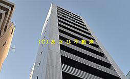 ステージファースト蔵前アジールコート[9階]の外観