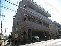 千葉県松戸市小金清志町2丁目の賃貸マンションの外観