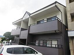 奥井第5アパート[1階]の外観