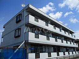 ファミール中野島[3階]の外観