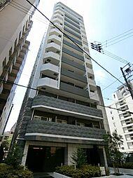 プレサンス江戸堀[9階]の外観