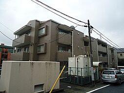 愛知県名古屋市名東区宝が丘の賃貸マンションの外観