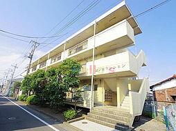 東京都昭島市宮沢町2丁目の賃貸マンションの外観