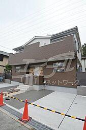 [一戸建] 大阪府吹田市佐竹台3丁目 の賃貸【/】の外観