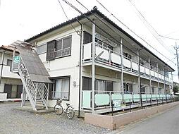 第一田辺コーポ[2階]の外観