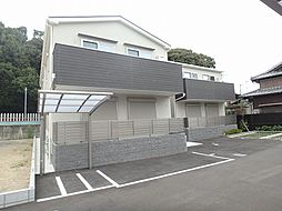 大阪府箕面市石丸2丁目の賃貸アパートの外観