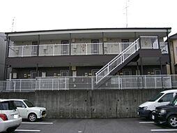 岐阜県各務原市蘇原希望町2丁目の賃貸アパートの外観