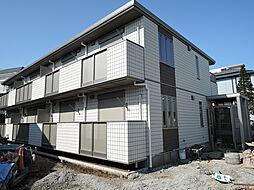 神奈川県横浜市都筑区茅ケ崎東3丁目の賃貸アパートの外観