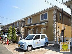 千葉県船橋市夏見台4丁目の賃貸アパートの外観