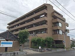 福島県郡山市桑野1丁目の賃貸マンションの外観