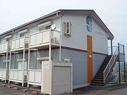 岐阜県美濃加茂市加茂野町今泉の賃貸アパートの外観