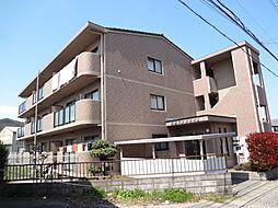 滋賀県東近江市佐生町の賃貸マンションの外観