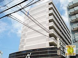 プレジデントビル[9階]の外観