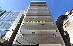カンファタブル柳橋[303号室]の外観