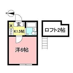 三鷹台駅 4.0万円