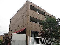 神奈川県横浜市泉区中田南3丁目の賃貸マンションの外観