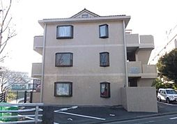 神奈川県横浜市港南区日野5丁目の賃貸マンションの外観