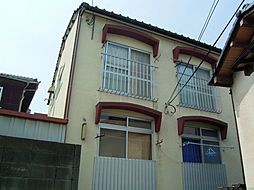 コーポ橋本[201号室]の外観