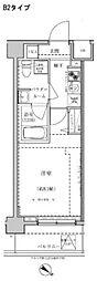 東武東上線 東武練馬駅 徒歩10分の賃貸マンション 3階1Kの間取り