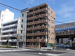 神奈川県横浜市磯子区中原1丁目の賃貸マンションの外観