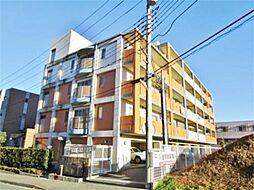 神奈川県川崎市麻生区はるひ野4丁目の賃貸マンションの外観