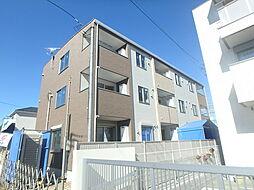 JR南武線 稲城長沼駅 徒歩3分の賃貸アパート
