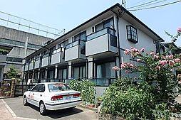 大阪府豊中市螢池南町2丁目の賃貸アパートの外観