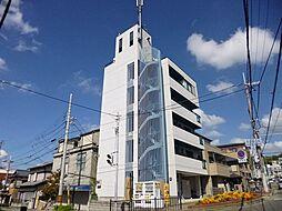 大阪府池田市綾羽2丁目の賃貸マンションの外観
