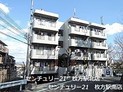 レオハイム高塚[2階]の外観