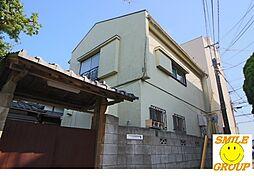 [一戸建] 千葉県船橋市本中山1丁目 の賃貸【/】の外観