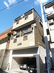 福岡県福岡市中央区平尾4丁目の賃貸アパートの外観