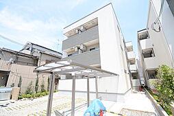 フジパレス堺南長尾Ⅴ番館[2階]の外観