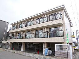 メゾンハクエイ[2階]の外観