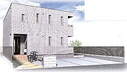 ラフェール新城[1階]の外観