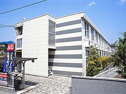 ラピス城南[1階]の外観