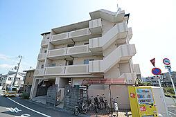コンフォート北花田[3階]の外観