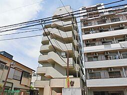神奈川県大和市大和東2の賃貸マンションの外観