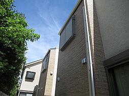 東京都大田区久が原6丁目の賃貸アパートの外観