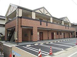 愛知県岡崎市広幡町の賃貸アパートの外観