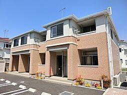 千葉県市原市青柳の賃貸アパートの外観