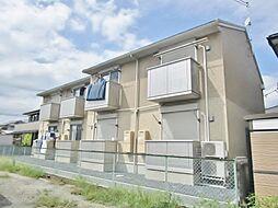 神奈川県厚木市妻田東1丁目の賃貸アパートの外観