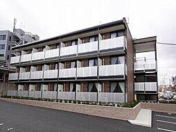 愛知県豊田市朝日ケ丘3丁目の賃貸マンションの外観