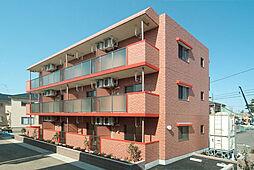埼玉県草加市青柳4の賃貸マンションの外観
