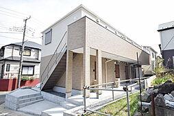 JR武蔵野線 新八柱駅 徒歩10分の賃貸アパート