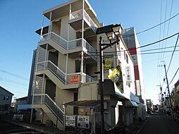 千葉県柏市千代田1丁目の賃貸マンションの外観