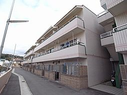 グランディア・ミ・アモーレ鈴蘭台[4階]の外観