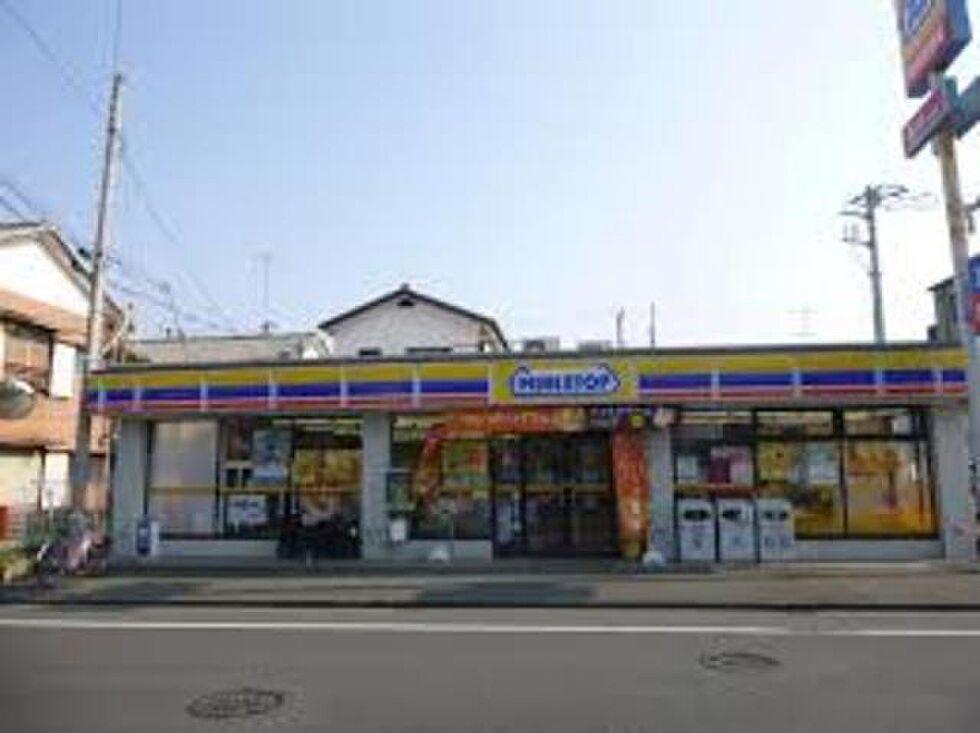 周辺(ミニストップ藤沢宮前店 861m)