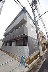 東武伊勢崎線 竹ノ塚駅 徒歩12分の賃貸アパート
